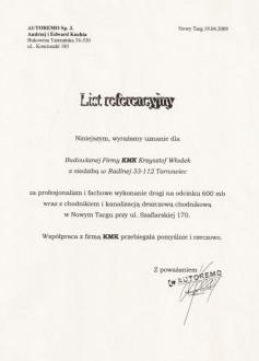 AUTOREMO Sp.J. Nowy Targ