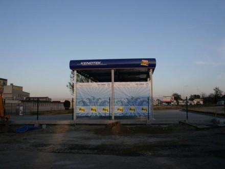Budowa myjni samochodowej 3