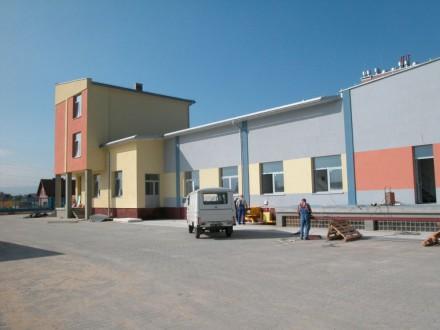 Budowa zakład masarski 1