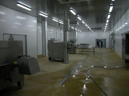 Budowa zakład masarski 3