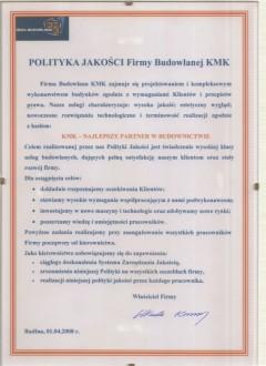 Polityka kmk